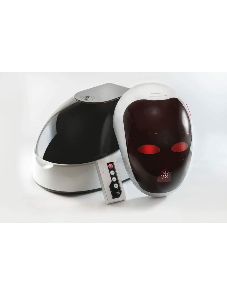 CF LED mask for skin care and hair regrowth Hair Regrowth Helmet  cf-mask