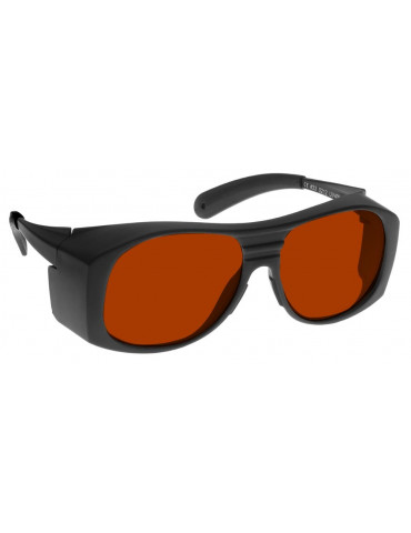Combined Nd:Yag and KTP Laser Glasses Combined laser NoIR LaserShields TRI#33