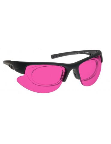 Alexandrite Laser Safety Glasses Alexandrite Glasses NoIR LaserShields