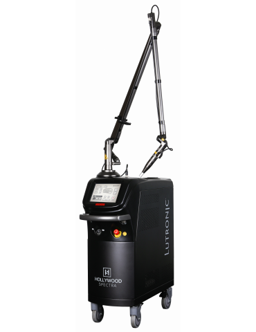 Q-Switched Nd-yag Laser Lutronic Hollywood Spectra Q-switched Laser  Lutronic SPECTRAHOLLYWOOD