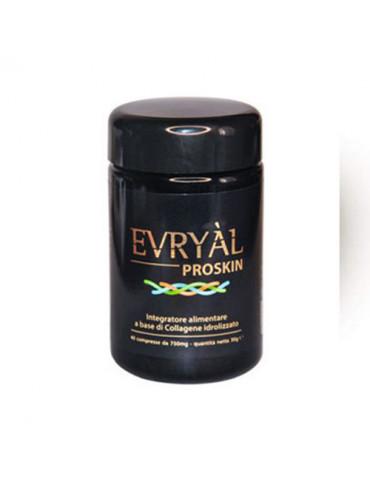 Evryal® Proskin 40 compresse integratore alimentare a base di collageneGel e Creme per il Corpo Apharm S.r.l. PROSKIN