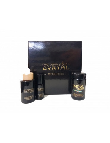 Evryal Box Collection Beauty program for the face Creams and Gels for Body Apharm S.r.l. EVRYALBOX