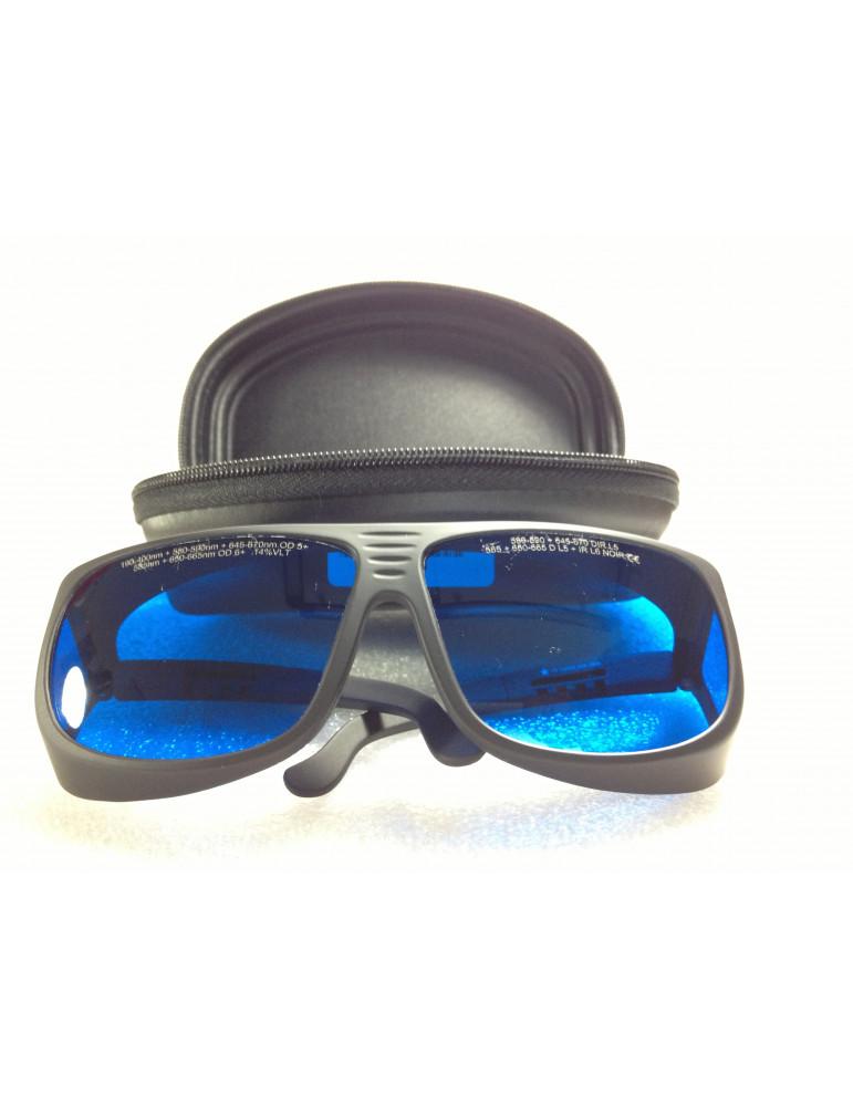 Laser DYE Goggles DYE Glasses NoIR LaserShields DY2#38