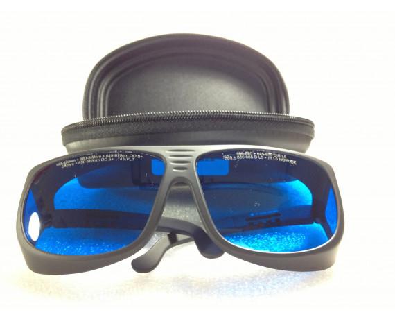 Laser DYE Goggles