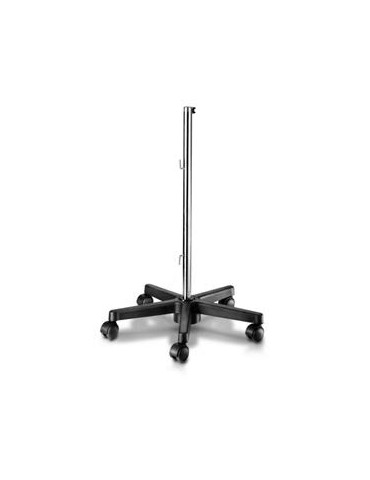 TELESCOPIC STAND ON WHEELS