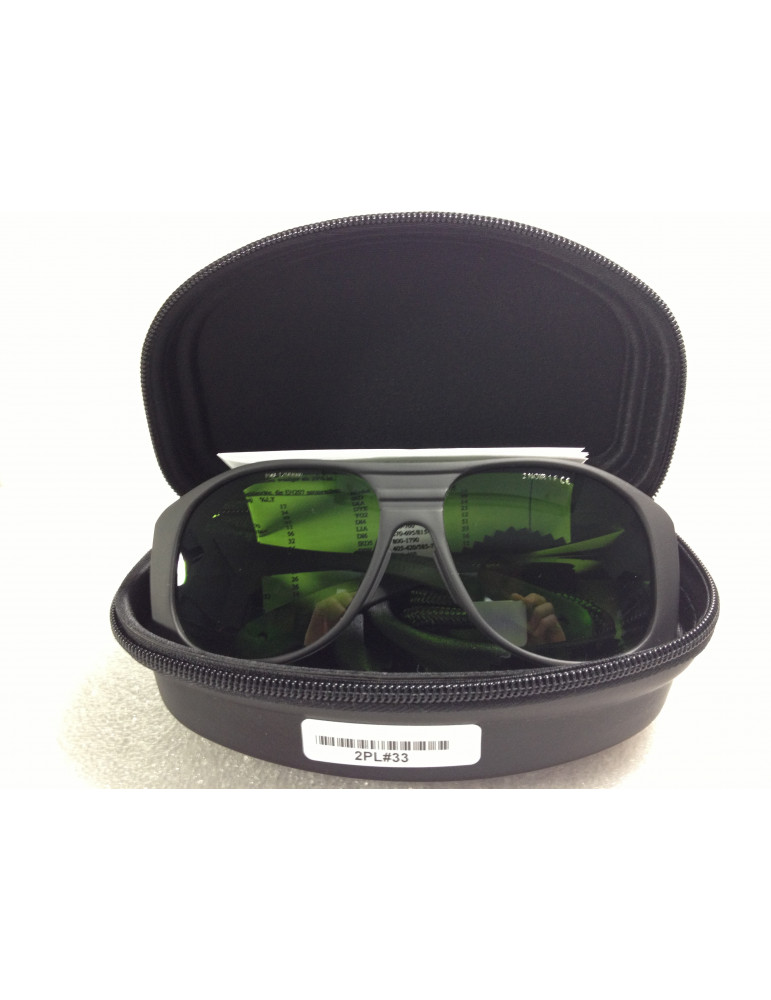 NoIR LaserShields 2PL#33 Szerokopasmowe okulary pulsacyjne