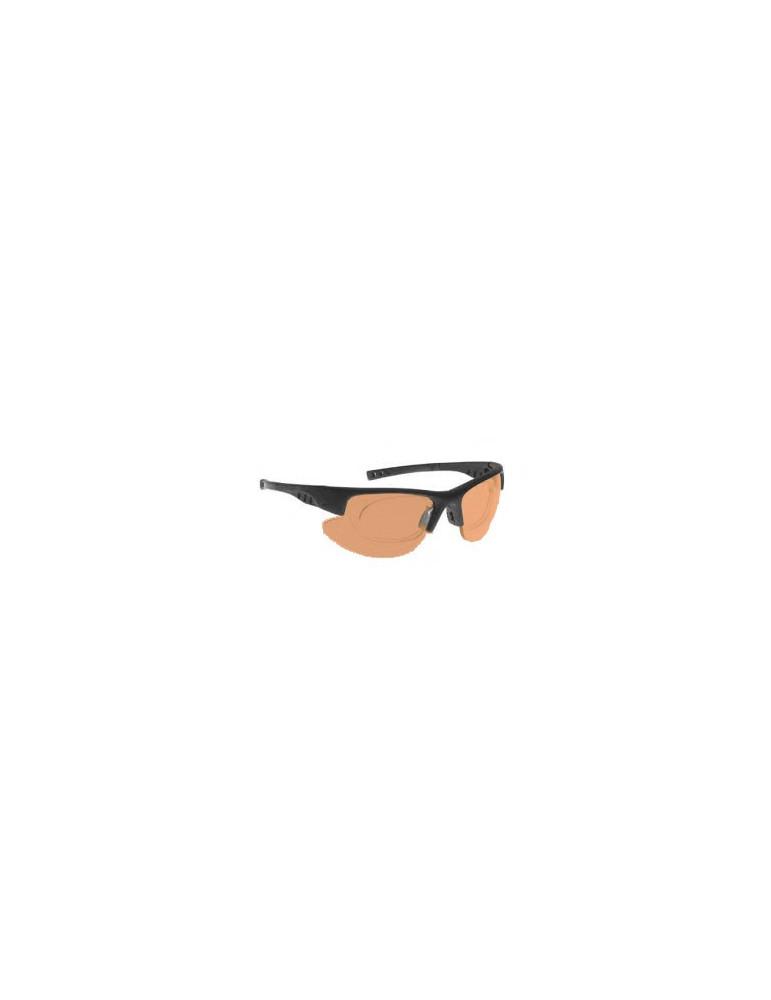 Lunettes laser combinées Nd:Yag et KTPCombined Glasses NoIR LaserShields DBY
