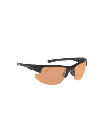 Lunettes laser combinées Nd:Yag, Diodo et KTPCombined lunettes NoIR LaserShields