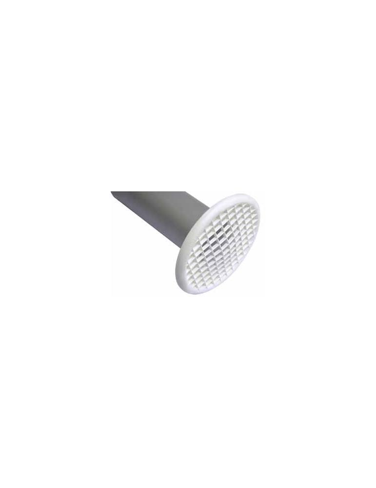 Tubo de evacuación con rejilla de protecciónAccessori Fume aspiradoras TBH GmbH 12777