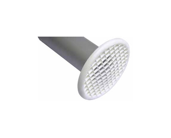 Extraction Tube with integrated protection grid