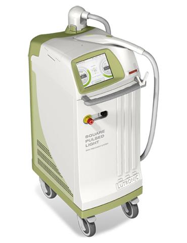 Epilatore Luce Pulsata IPL Lutronic SolariLuce Pulsata - IPL