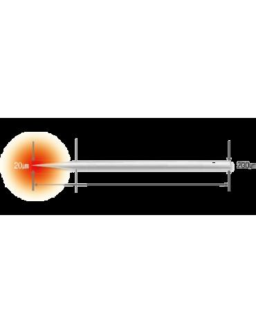 Infini Lutronic Radiofrecuencia fraccional en MicroaghiRadiofrecuencia Fraccional