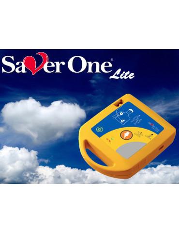 Saver ONE lite Halbautomatische tragbare DefibrillatorAmi Defibrillatoren. Italien
