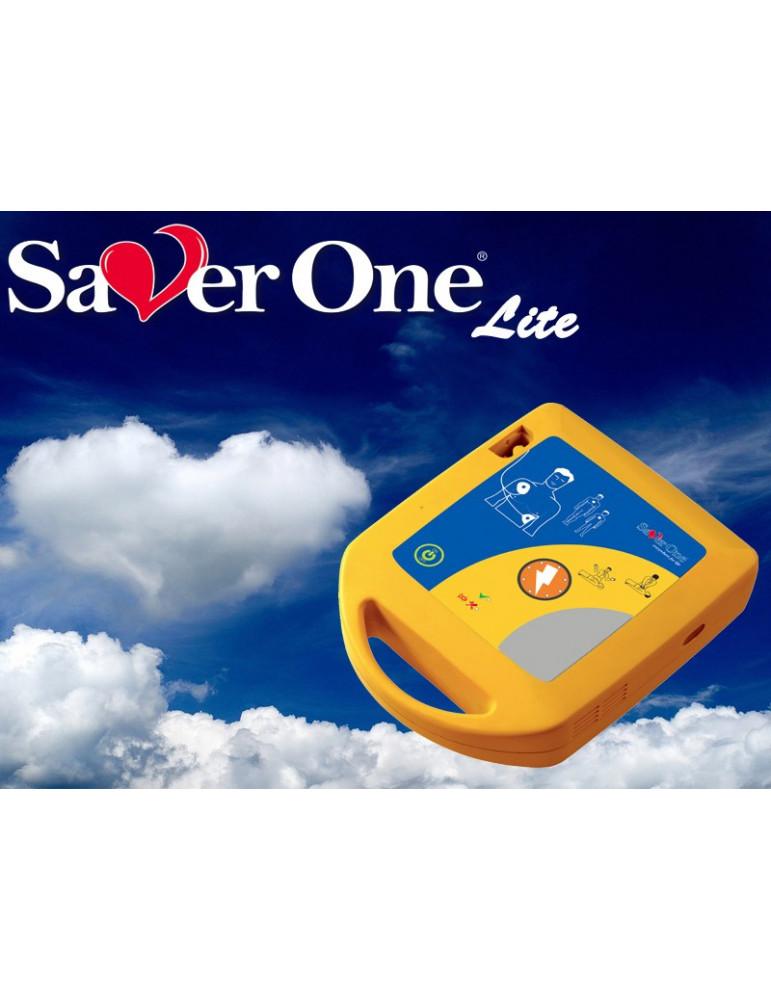 Saver ONE lite Defibrillatore Portatile semiautomaticoDefibrillatori ami.Italia