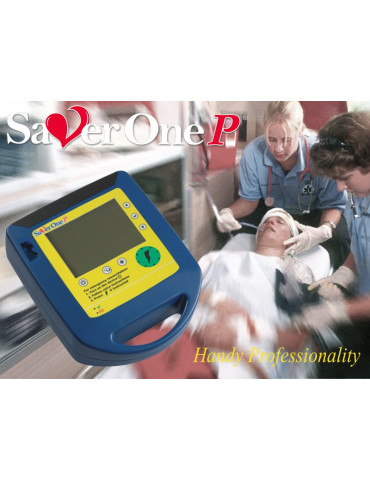 Saver ONE P Professional Manual Defibrillator Defibrillators ami.Italia