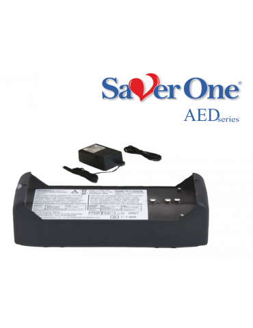 BatterieladestationAmic Defibrillatoren. Italien SAV-C0014