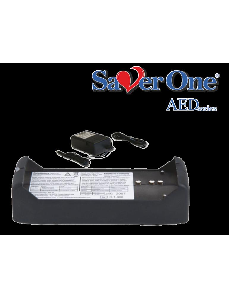 Stazione di ricarica per batterieAccessori Defibrillatori ami.Italia SAV-C0014