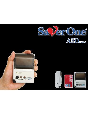 Accessoires de défibrillateur PORTI-S30Amic d'imprimante THERMIQUE. Italie SAV-C0018