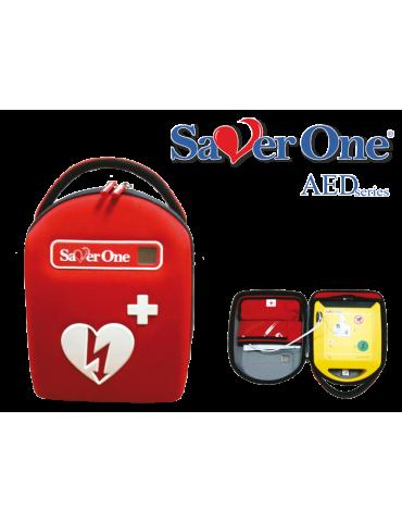Bolsa de transporte de la serie SaverADefibriladores Ami. Italia SAV-C0916