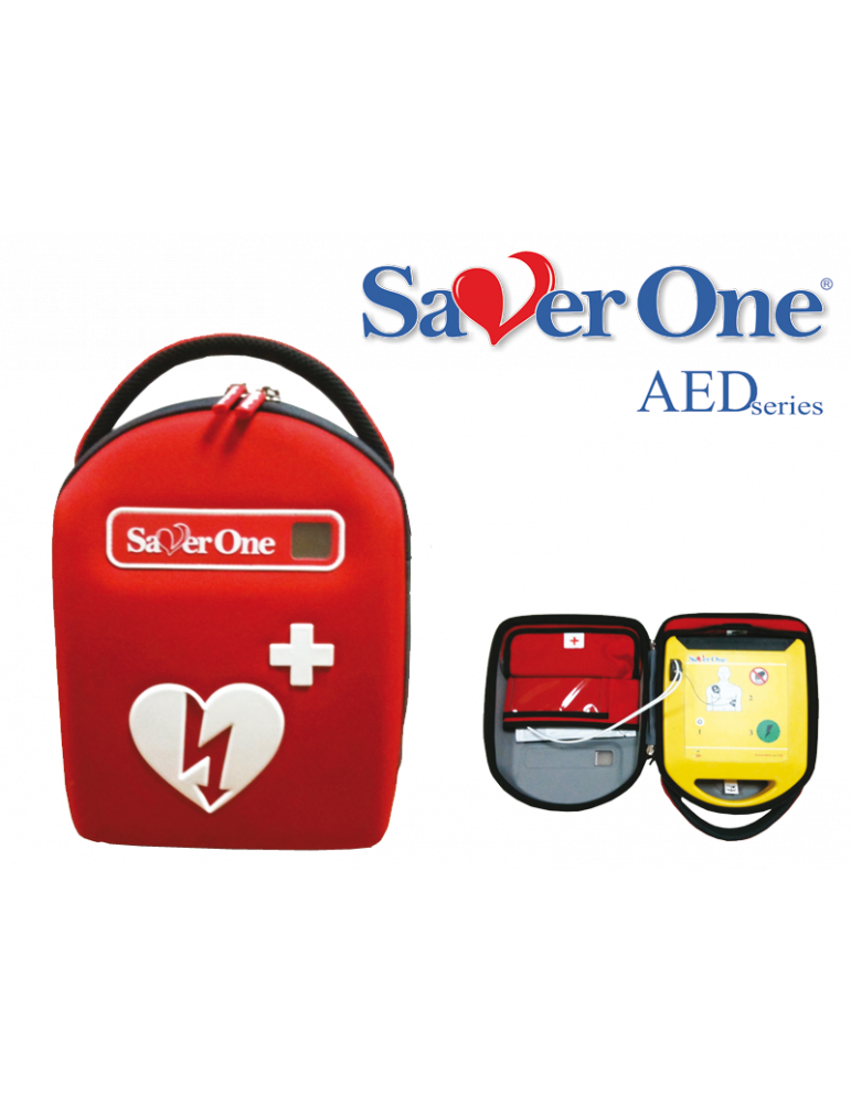 Transport bag Saver One Series Defibrillators Spares ami.Italia SAV‐C0916