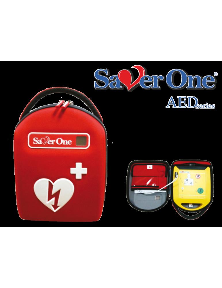 Saver Serie Transport BagADefibrillatoren Ami. Italien SAV-C0916