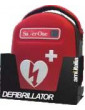 Supporto a muro metallico Defibrillatore Saver ONE