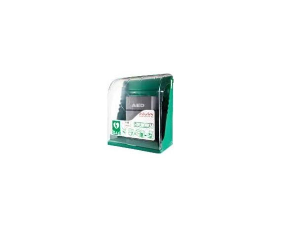 Cabinet a muro policarbonato Defibrillatore Saver ONE