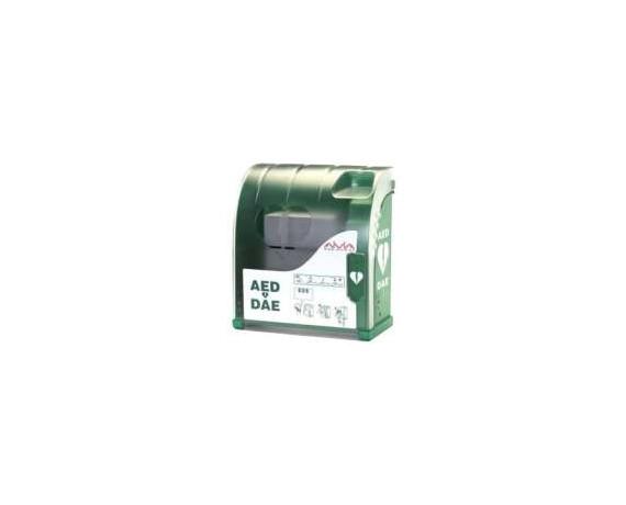 Cabinet Riscaldato Defibrillatore con Allarmi