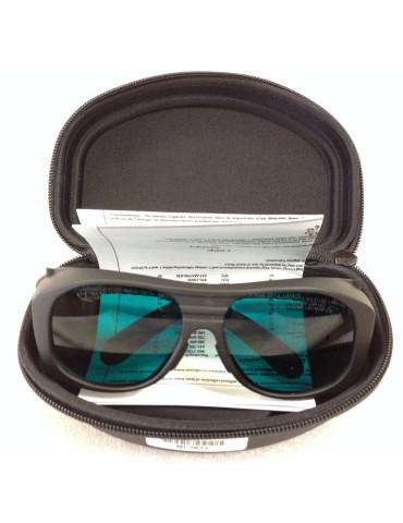 Okulary do fototerapii LED pacjenta - OperatorOcchial LED NoIR LaserShields ML3#33