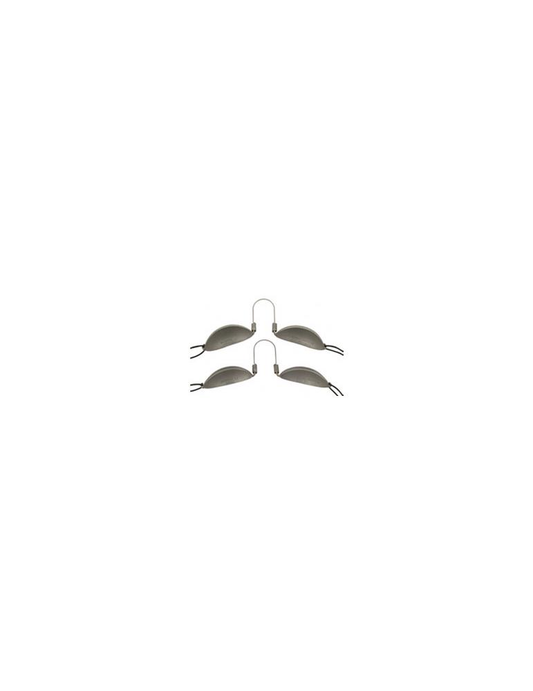 Occhiali protezione Laser paziente Durette II