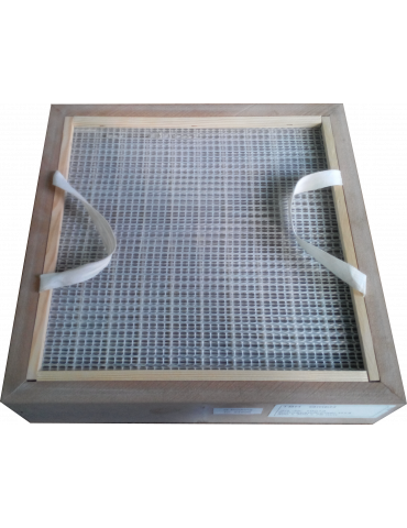 Smoke evacuator filter for TBH LN230 Smoke evacuator accessories TBH GmbH 10013