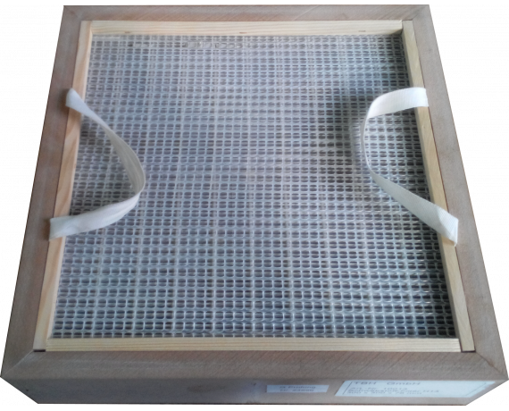 Smoke evacuator filter for TBH LN230