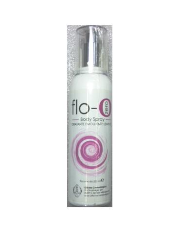 FLO-ZERO Body Spray corpo lenitivo idratante emolliente 200mlGel e Creme per il Corpo Officina Cosmetologica