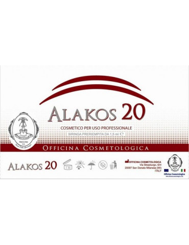 Alakos 20 - Crema Acido Delta Aminolevulinico Cheratolitico