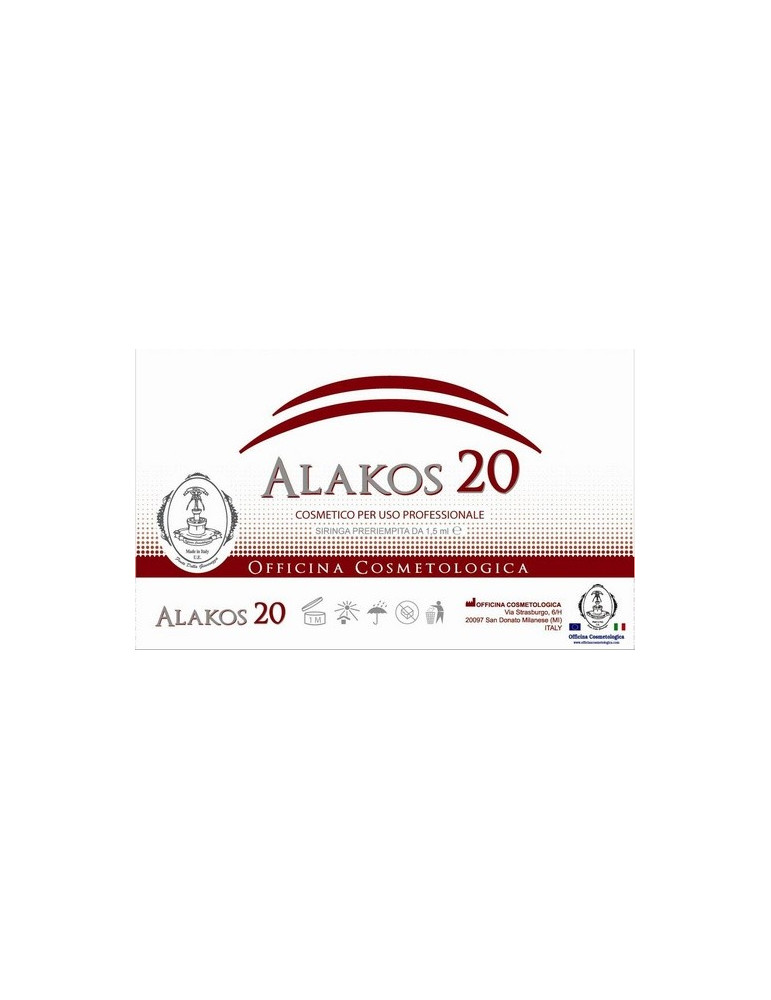 Alakos 5 acid Delta Aminolevulinic Cheratolitic cream for PDT  Aminolevulinic Acid Officina Cosmetologica