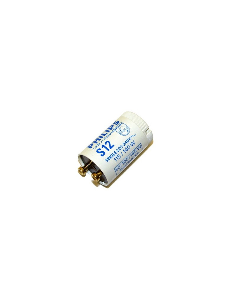 Starter Philips S12 Spares Philips S12 115-140W