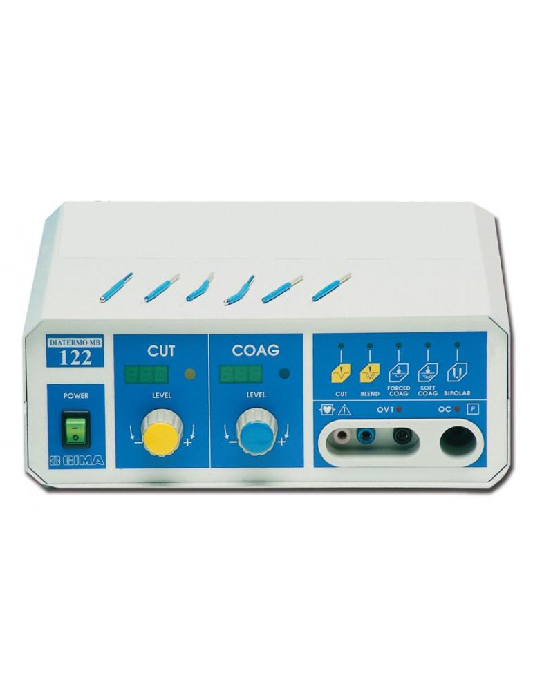 Elettrobisturi MB 122 mono bipolare 120 W