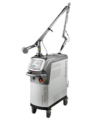 Q-Switched Nd-Yag Laser Lutronic Spectra XTLaser Q-switched Lutronic