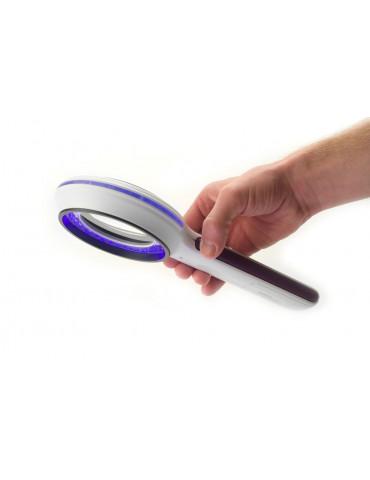 UV-Licht UV UV LED und ULTRAviolette LED-Geschäftslinsen mit 3Gen LUM-UV-Licht