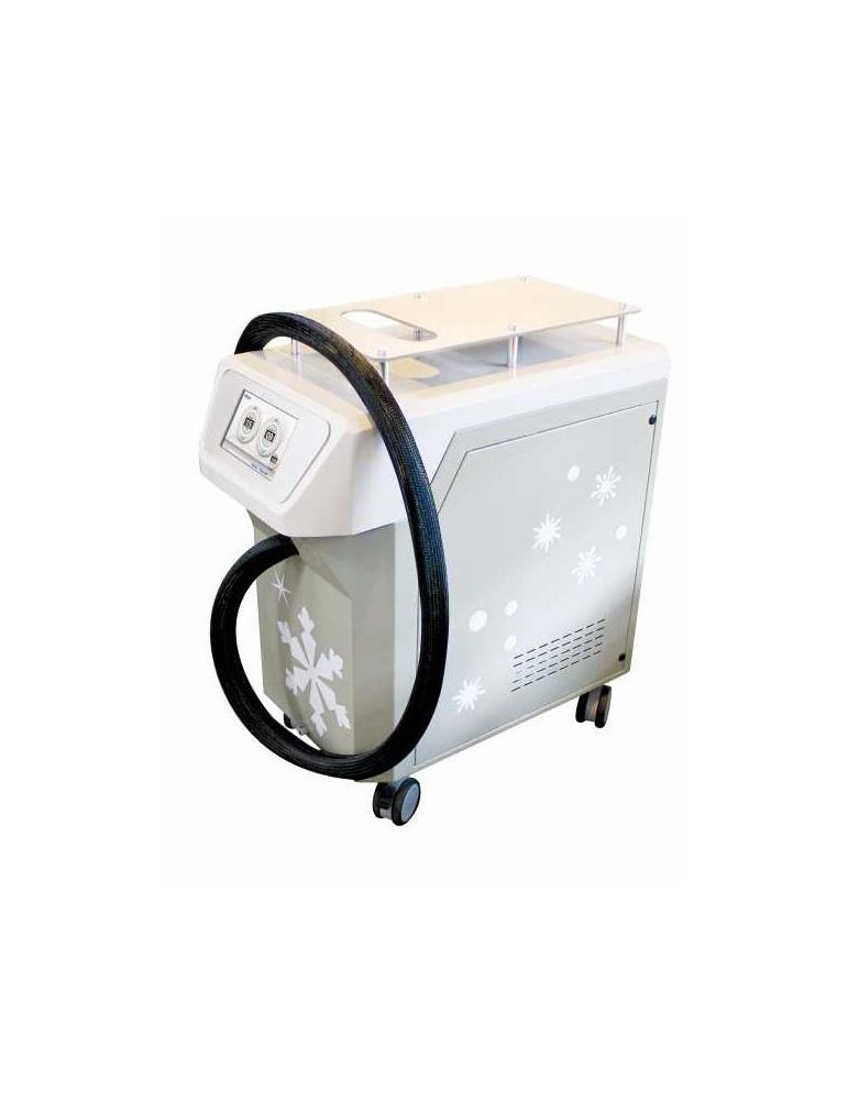 Kühlerlaserbehandlungen und IPL Eskimo Luftkühler iLaser