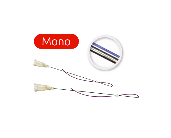 Secret Mono Aesthetic Biostimulation Threads 50pcs (2.5 € each)