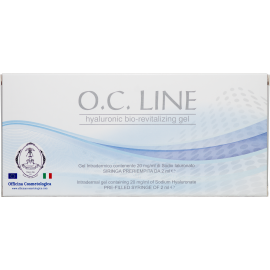 Hyaluronic Revitalizing Gel O.C. Line