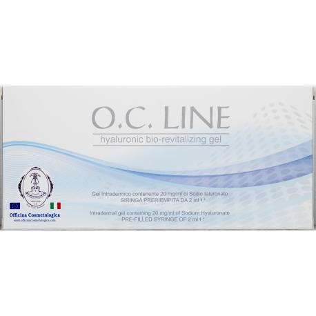 Gel Rivitalizzante Ialuronico O.C. Line