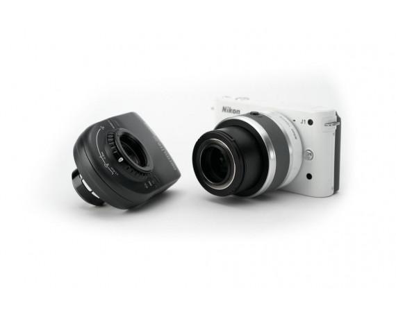 DermLite MagnetiConnect™ per serie Nikon 1