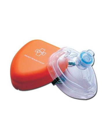 Kit Forbici Emergenza + Mascherina RianimazioneAccessori Defibrillatori  34126 / 34128