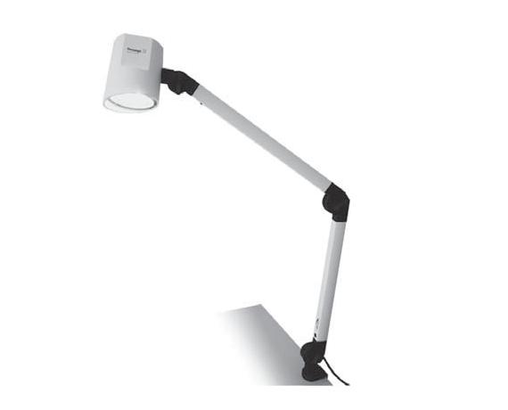Lampada da visita Waldmann HX LED