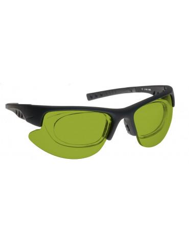 NoIR LaserShields Kombinierte Brille