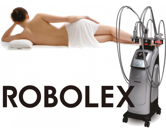 Chungwoo Robolex Multifunctional Device for Body Treatments
