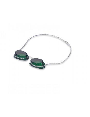 UV phototherapy patient Goggles BOX 50 pcs. UVA / UVB Glasses  2255-BOX50