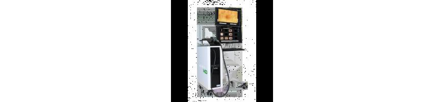 Video-Dermatoskope